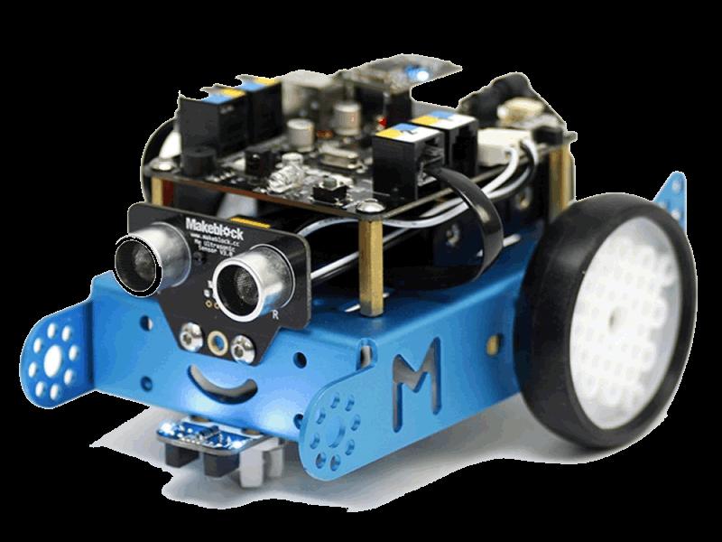 Programmare Robot con mBot (9-12 anni)
