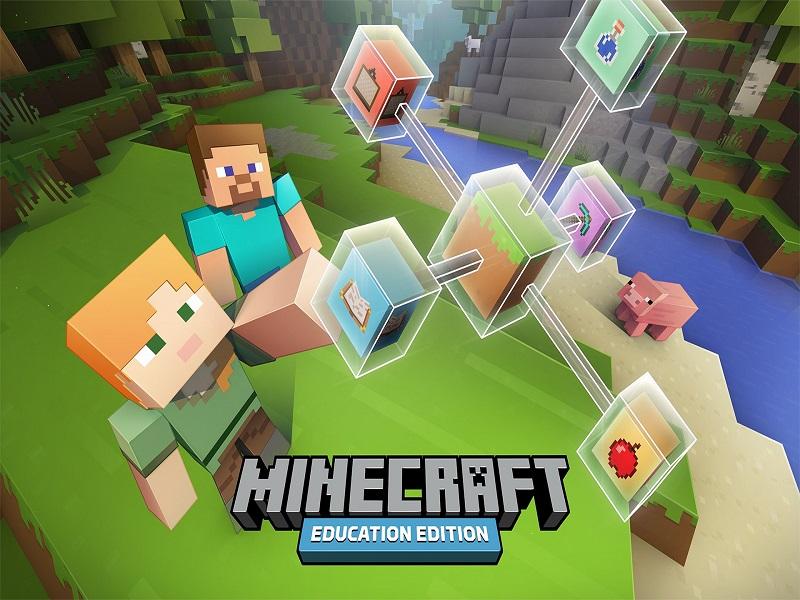 Minecraft Education, non solo per giocare ma per imparare  tante cose importanti