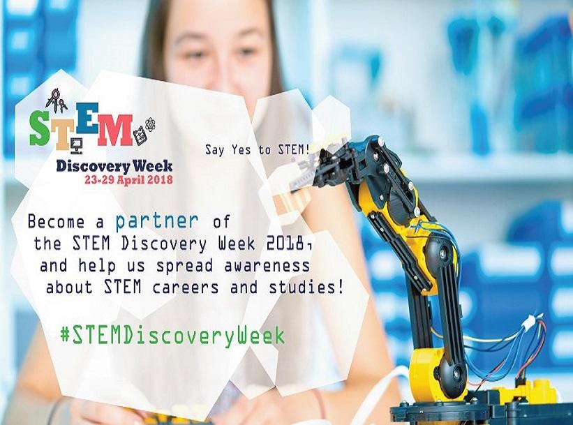STEM Discovery Week 2018 tra coding e robotica