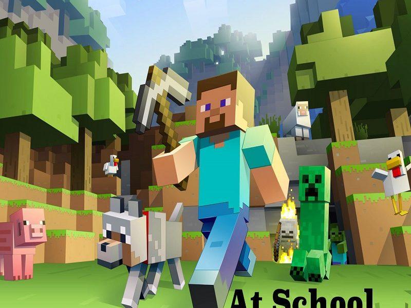 Minecraft nelle scuole: boom e curiosità di una felice intuizione