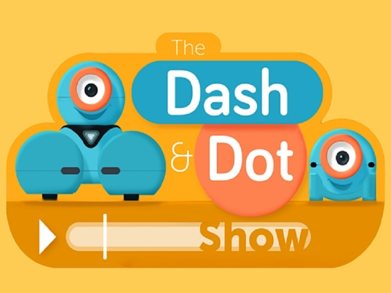 "Alla scoperta dei robottini ""Dash and Dot"""