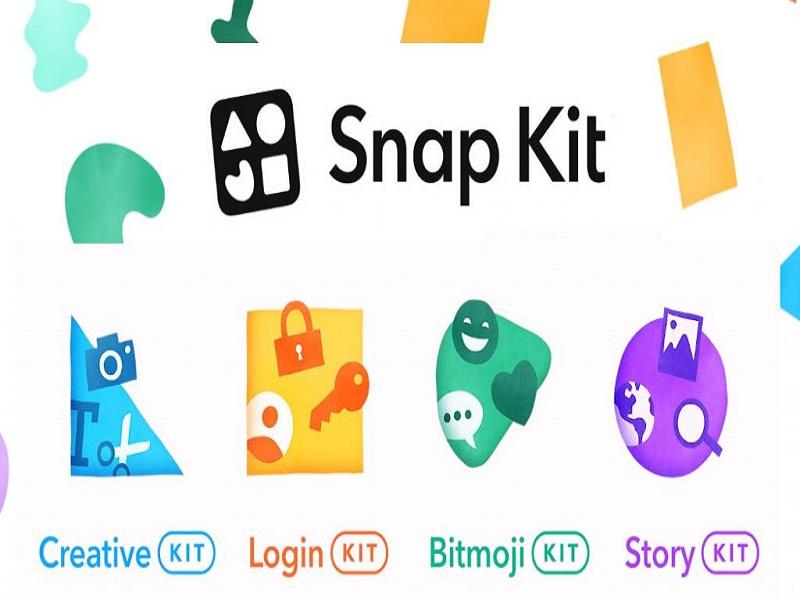 Snapchat lancia Snapkit, per offrire nuovi servizi all'interno del social