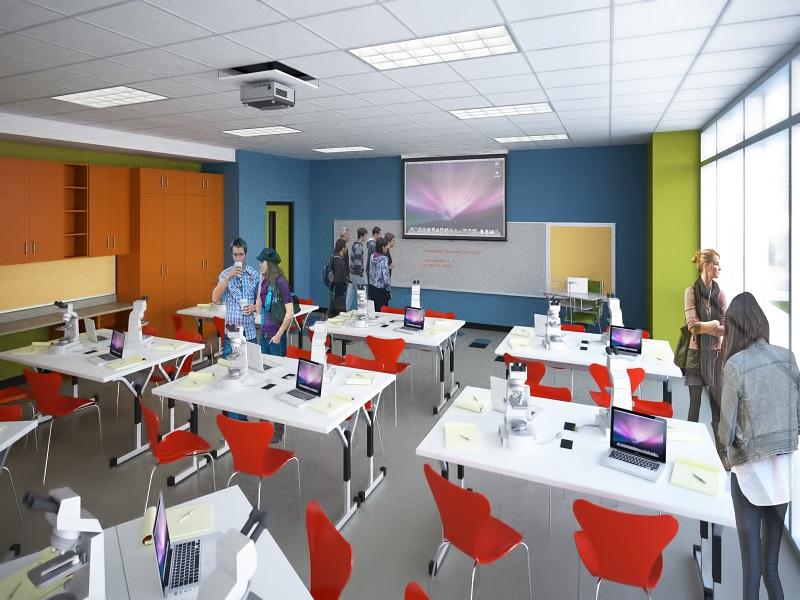 Gli spazi di apprendimento del futuro: rivoluzioniamo la classe