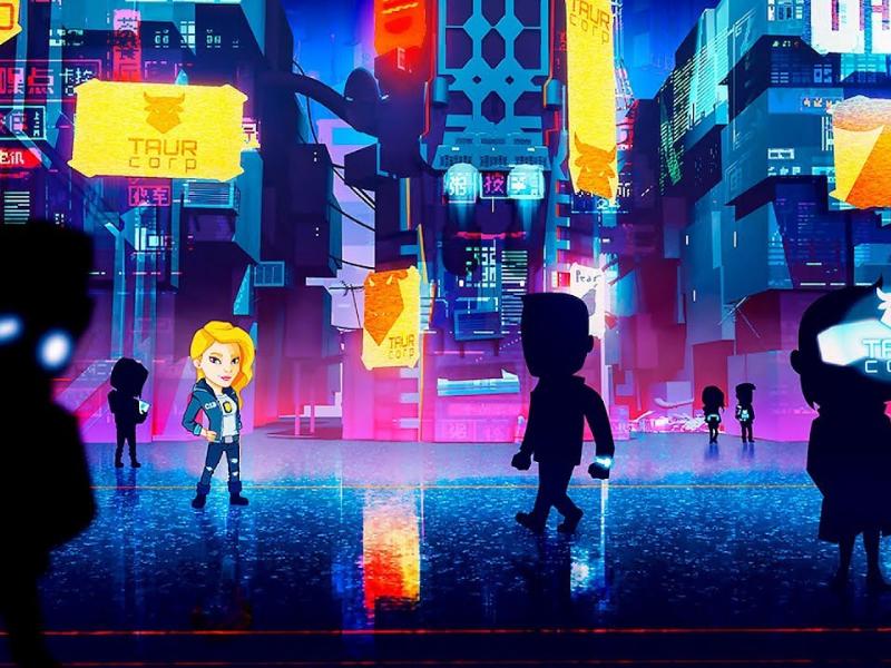 Cybercity Chronicles: un videogame contro le insidie del web
