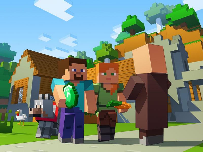 Minecraft è il videogioco più venduto di sempre: ha battuto persino Tetris