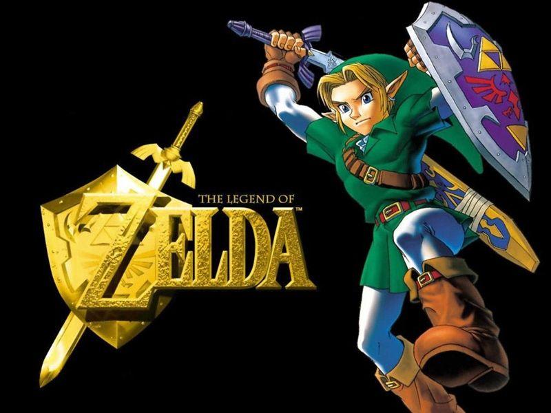 Giocare a Zelda con un controller speciale grazie all'ingegno di papà