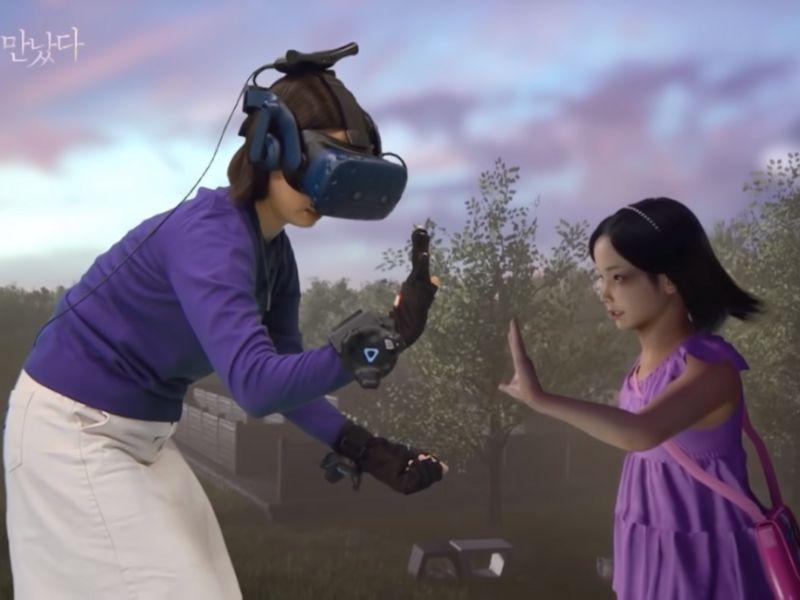 Fin dove spingersi con la realtà virtuale? La storia di Nayeon
