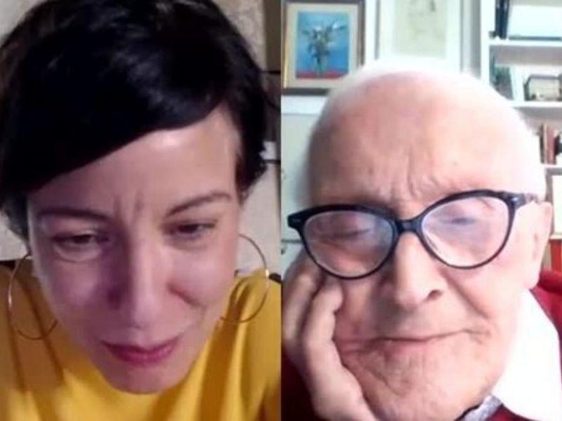Sergio Lepri, la buona educazione digitale anche da centenario