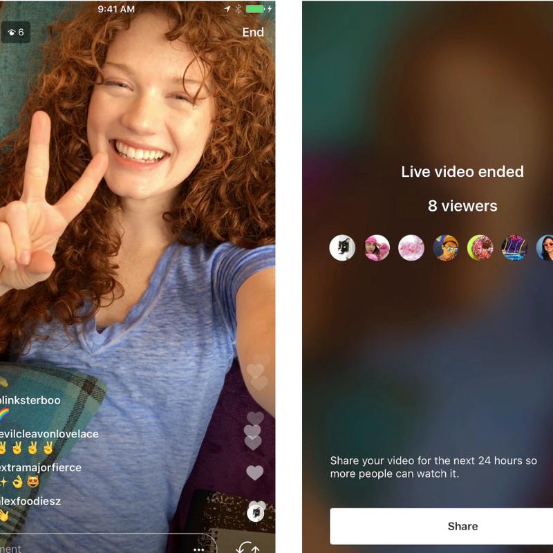 Guadagnare su Instagram: come funziona il badge nelle live
