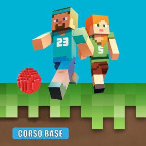 corso minecraft base immagine prodotto