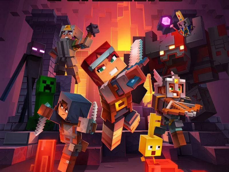 Il successo di Minecraft Dungeons