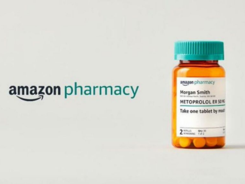Amazon Pharmacy: la nuova sfida del colosso americano
