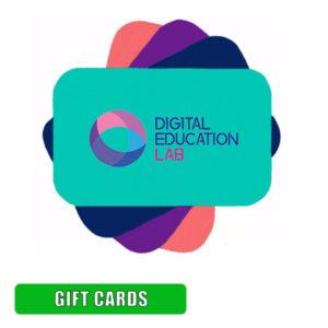 carte regalo digital education lab